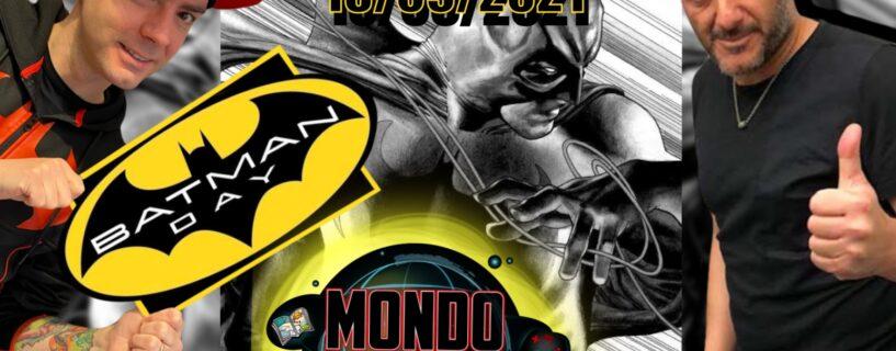 Batman Day 18/09/21 Ospite Simone Bianchi! – Mondo Virtuale Valdagno